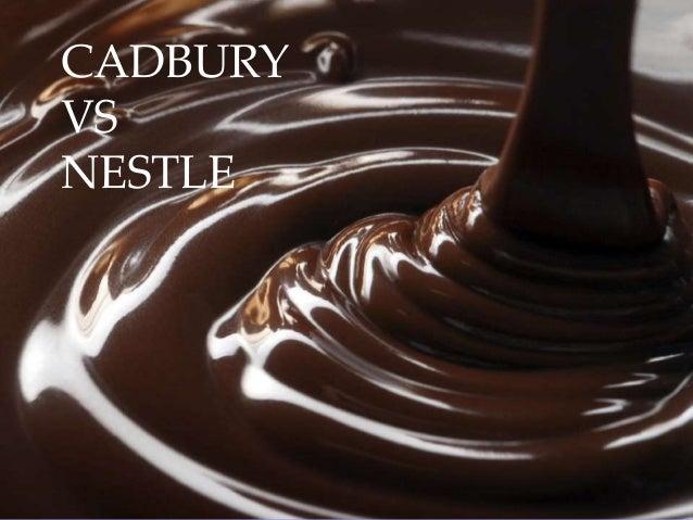 CADBURY VS NESTLE