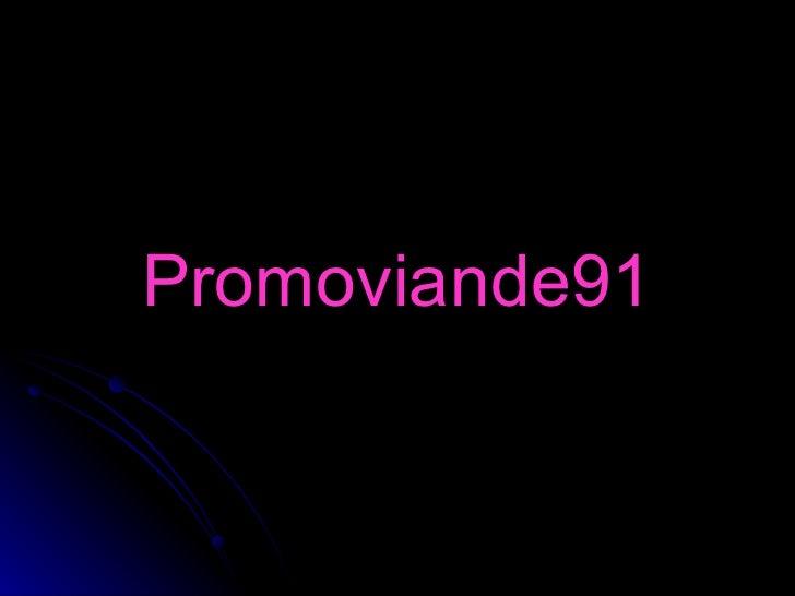 Promoviande91