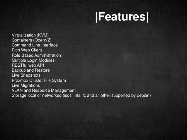 Proxmox for DevOps