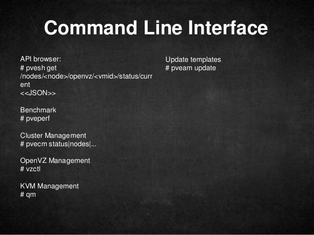 Proxmox Qm Commands
