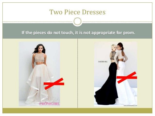 Prom Dress Code Presentation