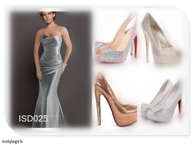 Prom Shoes and Prom Dresses