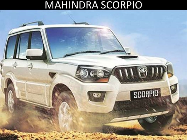 promotion mix strategies of mahindra scorpio Indian suv 'scorpio' takes onglobal players in us market  international marketing & export management presented by: arpita shahi   competitive analysis distribution channel in usa pricing strategy 6.