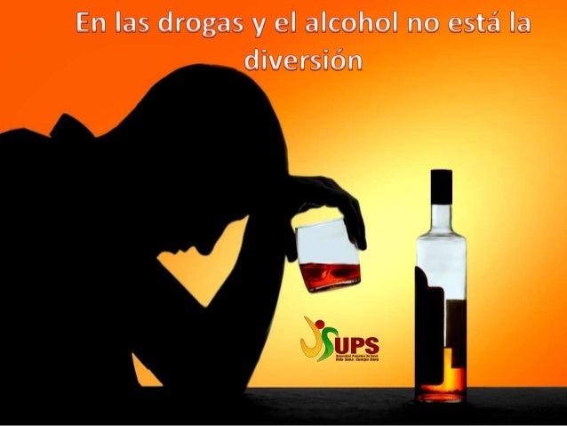 Objetivos• Relacionar a los promotores con losaspectos básicos del abuso de drogasy alcohol