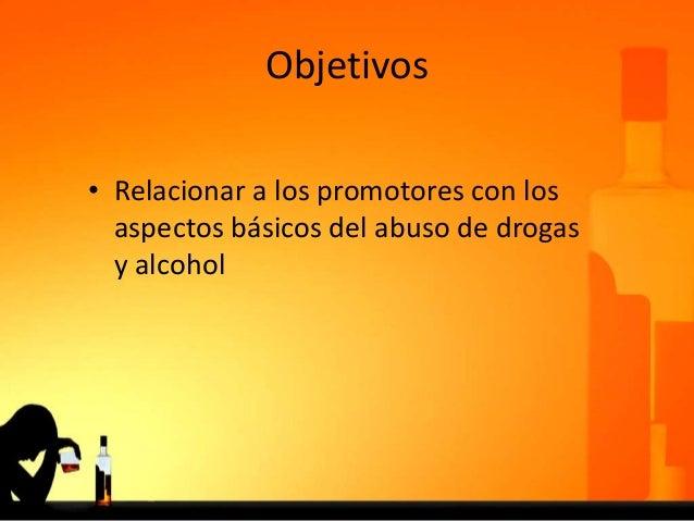 Promus alcohol y drogas Slide 2