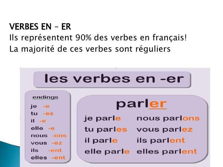 ATTENTION à l'orthographe!Pour garder la même prononciation, les verbes en-cer et en- ger prennent ç et ge devant a et o:...