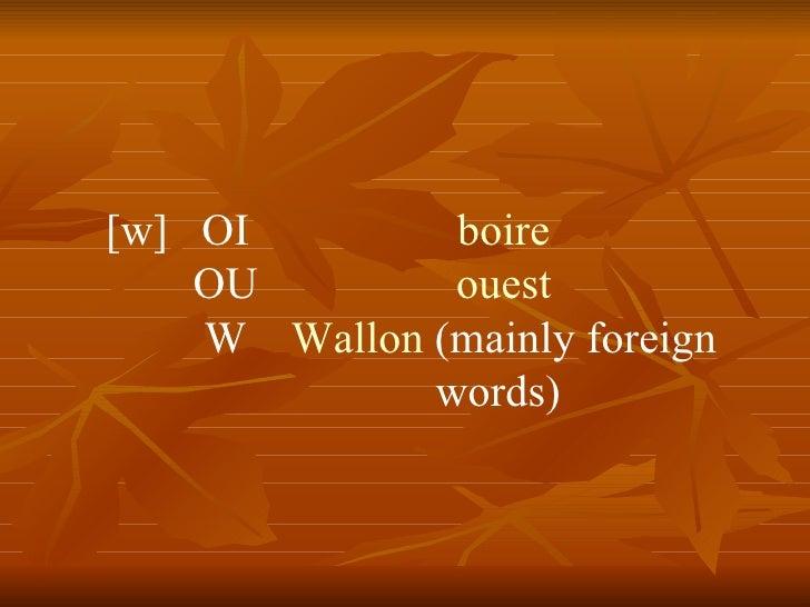 prononciation fran u00e7ais semivoyelles