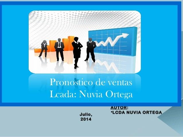 AUTOR: LCDA NUVIA ORTEGAJulio, 2014 UNIVERSIDAD FERMÍN TORO VICERRECTORADO INVESTIGACIÓN- POST GRADO MAGISTER EN GERENCIA...