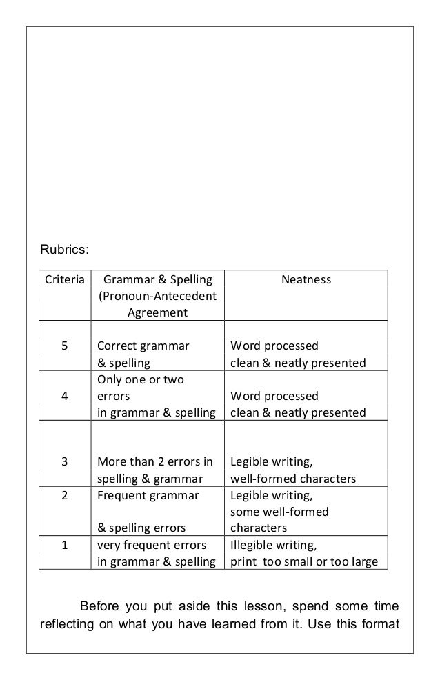 Pronoun antecedent agreementkagang – Pronoun Antecedent Agreement Worksheet