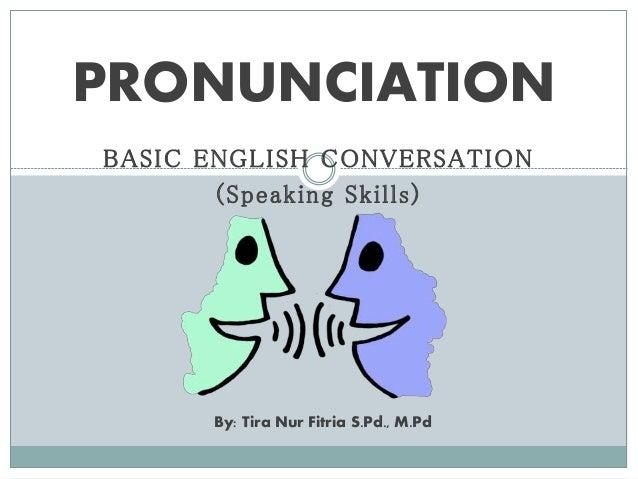 Pronunciation Consonant Letter