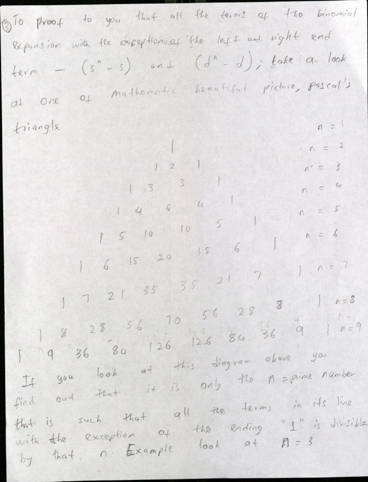 fermat s little theorem Number theory: fermat's last theorem 41 introduction on june 24, 1993,  a very surprising application of fermat's little theorem surfaced in the 1970s,.