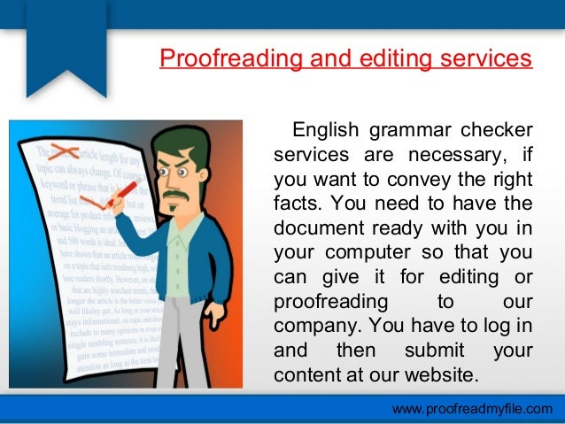 English In Italian: Proofreading And Copy Editing Services At Proofreadmyfile