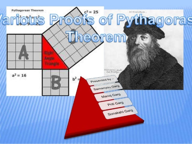 In mathematics, the Pythagoreantheorem or Pythagoras theorem is a relationin Euclidean geometry among the three sides ofa ...