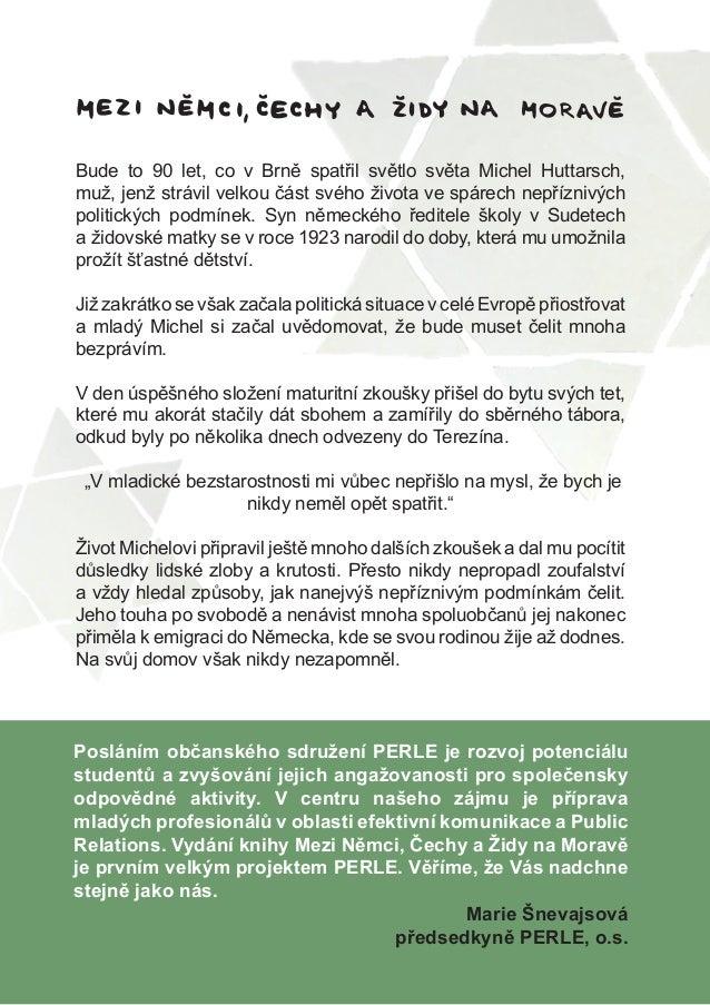 Kniha Mezi Němci, Čechy a Židy Slide 2