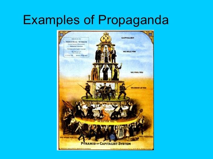propaganda and george orwell u0026 39 s animal farm