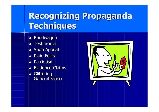 Propaganda Lesson Slide 2