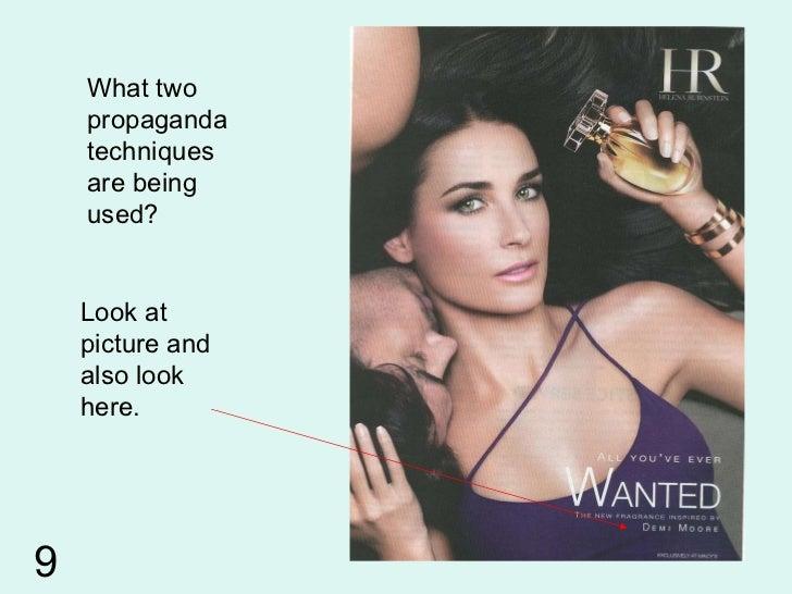 propaganda in advertising