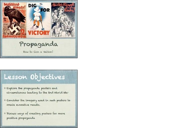 Propaganda lecture