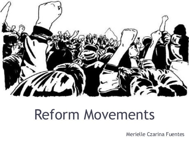 Reform Movements During the Spanish Colonization