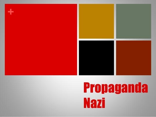 + Propaganda Nazi