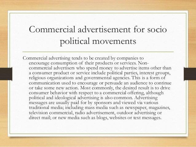 Propaganda vs. Advertisement