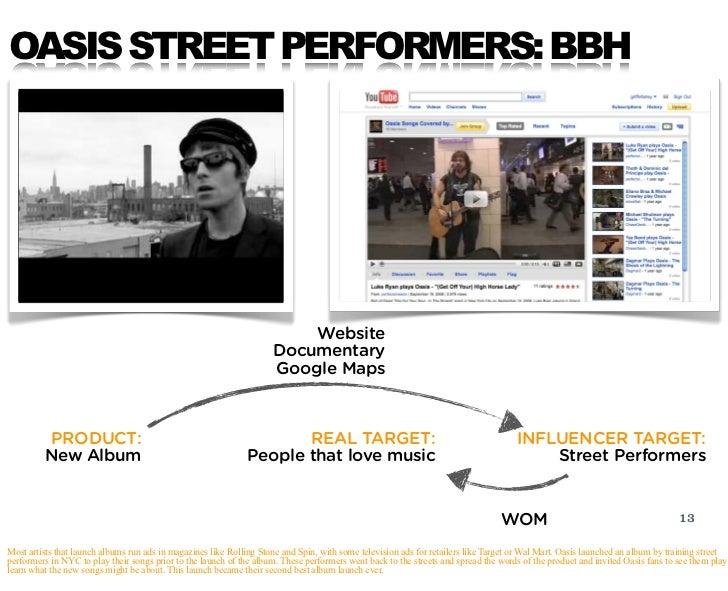bbh oasis case study