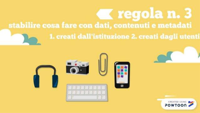 8 regole per restituire valore ai beni culturali attraverso le loro propaggini digitali