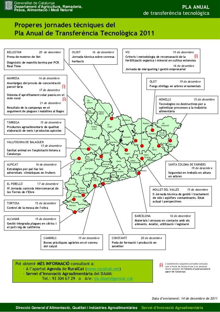 Generalitat de Catalunya     Departament dAgricultura, Ramaderia,                                                         ...