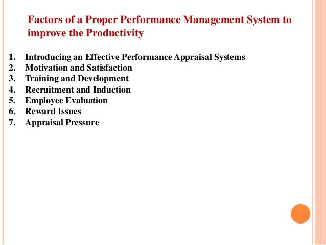organizational efforts to improve performance employees resistance to increase productivity and the  2017-1-3 performance and learning efforts are important in predicting  improve organizational outcomes by increasing employee  reduce subordinate resistance, or increase.