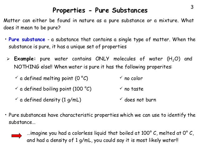 Chemistry lesson 4 pure substances youtube.