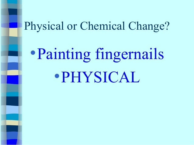 Chemical Properties Of Nail Tips