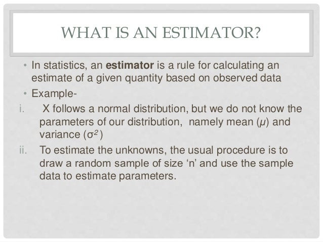 properties of ols estimators pdf