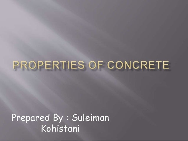 Prepared By : Suleiman Kohistani