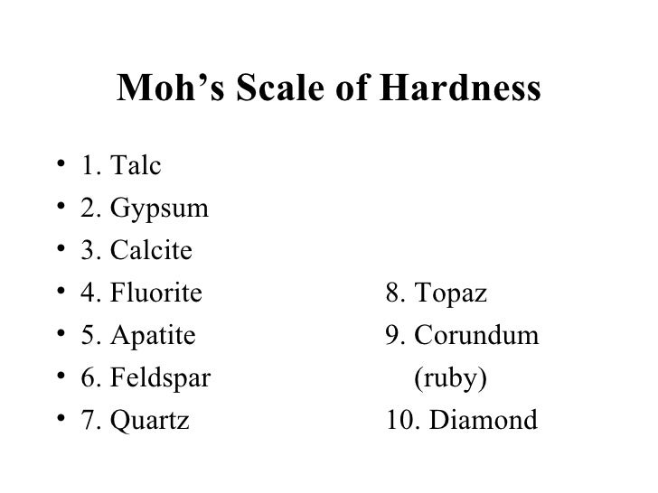 physical properties of minerals pdf