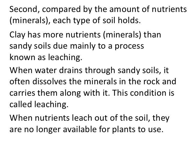 Properties of soils teach for Soil definition