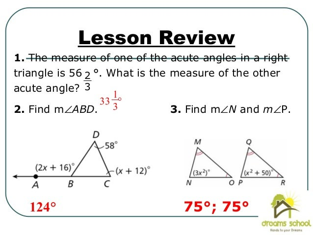 Properties Of Triangles1