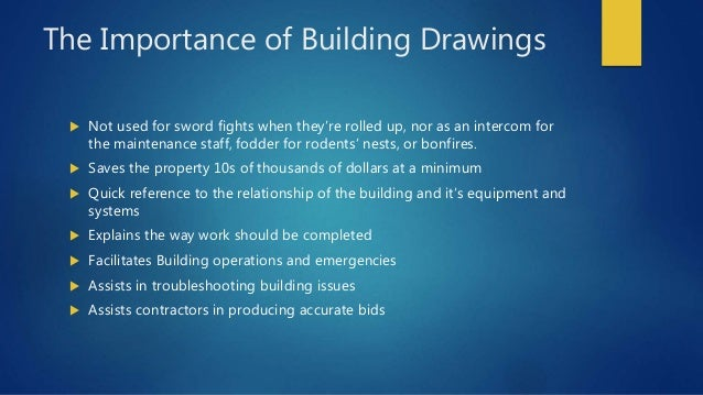 How To Read Building Drawing Plans