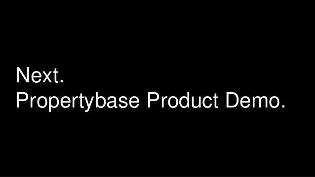 Next.Propertybase Product Demo.