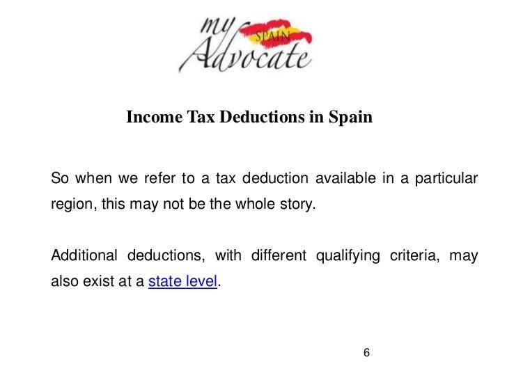 Canary Islands Income Tax