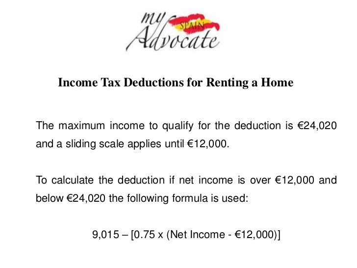Property income tax deductions state level for Tax deduction for home improvements