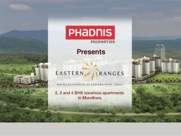 Eastern Ranges - Always a Notch Ahead of Property in Kharadi, Punehttp://www.EasternRanges.com/