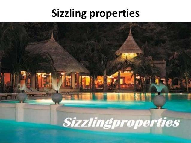 Sizzling properties