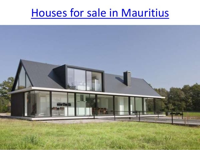 Apartments For Sale In Mauritius