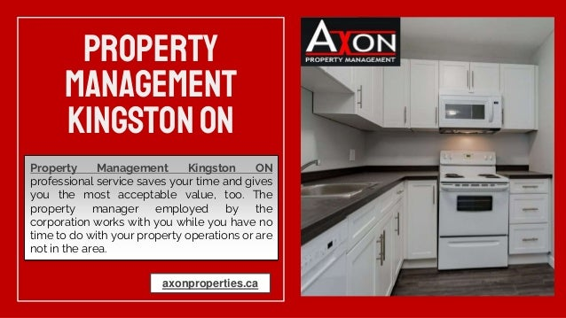 Property Management KingstonOn Property Management Kingston ON professional service saves your time and gives you the most...