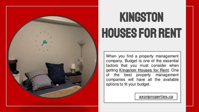 Let's get started Axon Property Management 221 Queen St, Kingston, ON K7K 1B4, Canada +16134173365 axonproperties axonprop...