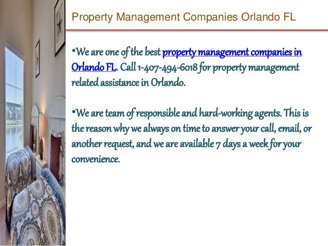 Property management orlando Slide 3