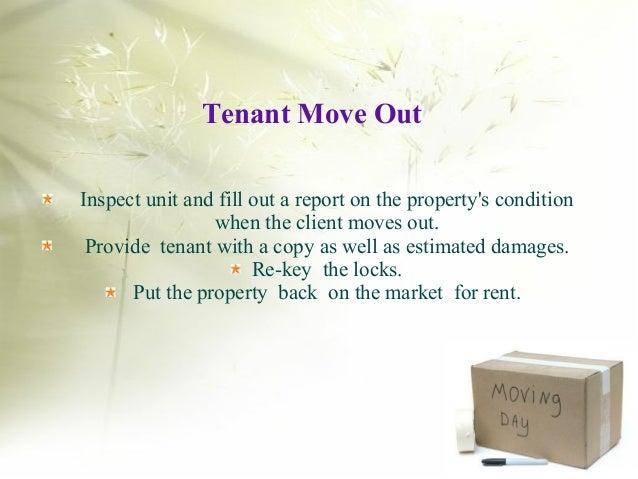 Property Management Services A Complete List