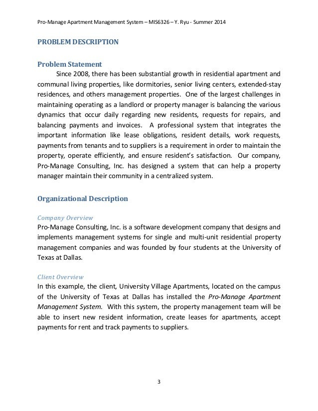 Property Management Services Agreement Template