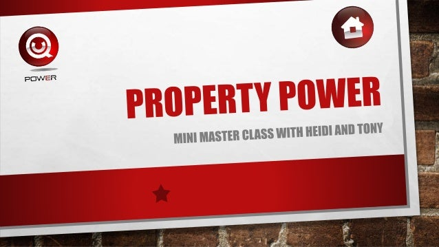 WELCOME TO THE MINI MASTERCLASS! •WHAT'S YOUR BIGGEST CHALLENGE WHEN IT COMES TO PROPERTY INVESTING? •WHAT ONE THING DO YO...