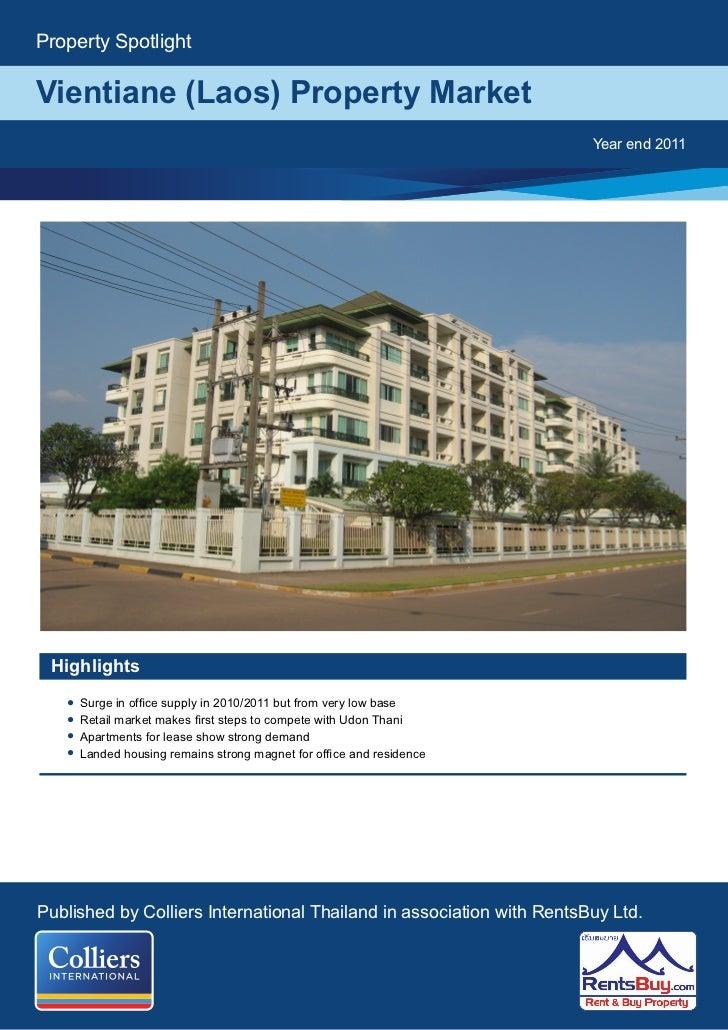 Property SpotlightVientiane (Laos) Property Market                                                                       Y...